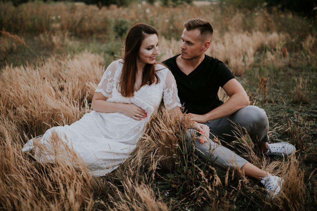 sesja ciążowa sochaczew fotograf