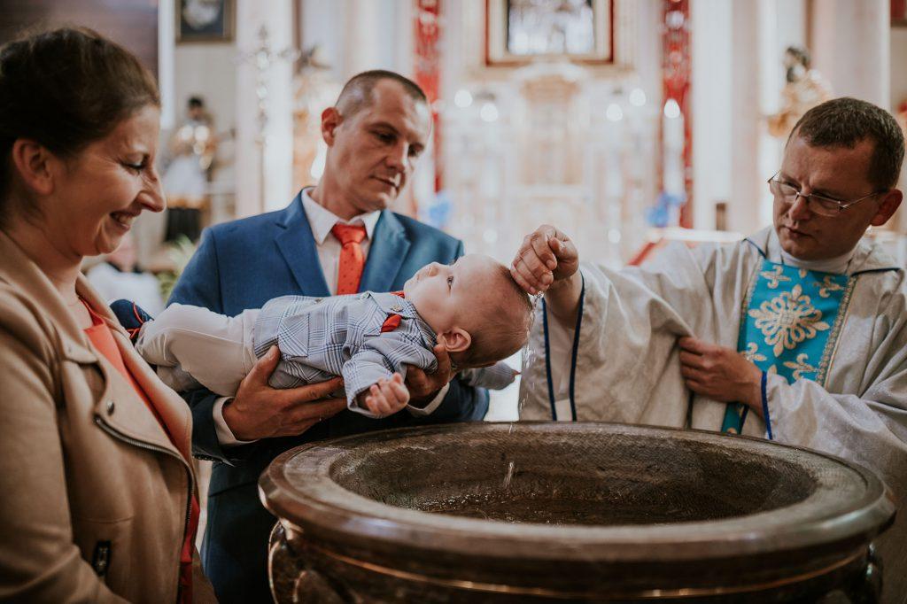 chrzest sochaczew giżyce