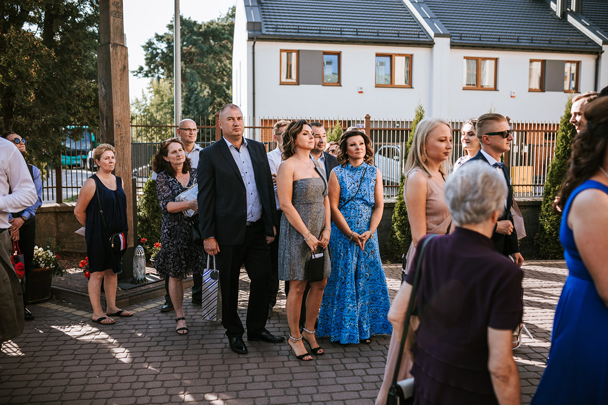 ślub kościelny warszawa marki glamouri